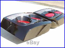 CUSTOM! 06-10 Charger Smoked Tail Lights Black OEM Tinted non led painted