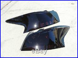 CUSTOM! 13-15 Nissan Altima Smoked OE Tail Lights Painted Black Tinted NON-LED