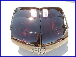CUSTOM! 99-04 Ford Mustang Smoked Tail lights OEM Black Tinted Painted non led