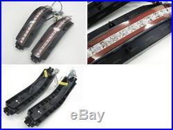 Clear Lens All-In-One LED Turn Signal, Backup, Brake Light For 03-09 Nissan 350Z