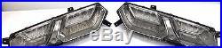 Corvette C7 Z06 Clear Tail Lamps Fits 2016-2019 Corvette OE GM 84254329 84254330