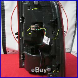 DODGE RAM Left Driver Rear LED Black Trim Tail Lamp Tail Light NEW OEM MOPAR