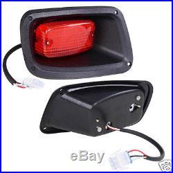 EZGO TXT 1996-2013 Adjustable (FULL LED) LIGHT KIT, LED Headlight & Tail Light