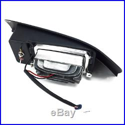 EZGO TXT Golf Cart LED Headlights & LED Tail Light Kit 1996-2013 Gas or Electric