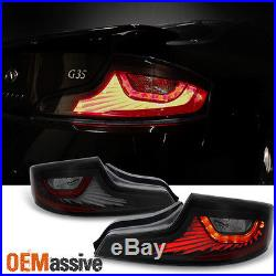 Exclusive Black smoked 2003 2004 2005 G35 Skyline 35GT Coupe LED Tail Lights