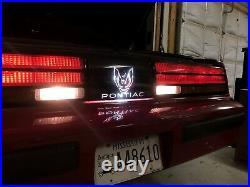 Firebird/Trans-am light up taillight logo panel 82-92 FULL KIT READ DESCRIPTION