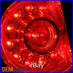 Fits 05-15 Toyota Tacoma Tail Lights Brake Lamps Taillight Aftermarket 2005-2015