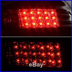 Fits Black 97-03 Pontiac Grand Prix Philips LumiLEDs LED Perform Tail Lights Set