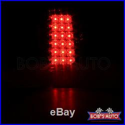For 00-06 Chevy Suburban Tahoe GMC Yukon High Power LED Tail Lights Brake Lamps