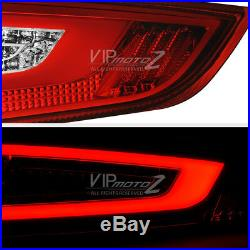 For 05-08 Porsche 997 911 Carrera Targa SEQUENTIAL SIGNAL RED OLED Tail Light