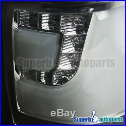 For 2000-2006 BMW X5 LED Rear Tail Brake Lights Corner Signal Lights Smoke
