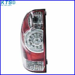For 2005-2015 Toyota Tacoma LED Tail Brake Lights Replacement 05-15 Left+Right