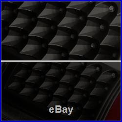 For 2009-2017 Dodge Ram Pickup Black Housing Smoked Led Tail Light Brake Lamp