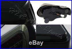 For 2013-2016 Scion FRS FT86 Subaru BRZ Smoke Housing / Lens LED Tail Light Lamp