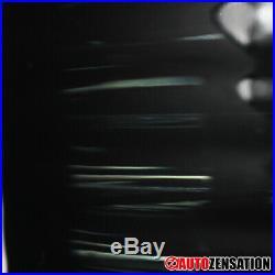 For 88-98 Chevy C/K C10 Suburban GMC Sierra LED Smoke Brake Tail Lights Lamps