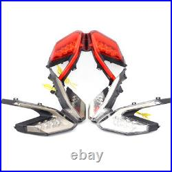 For Ducati 959 899 1299 1199 Panigale LED Integrated Tail Light Turn Signals