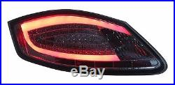 For Porsche 987 Boxster (s) / Cayman (s) 05-08 LED Tail Light Rear Lamp Smoke