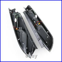 Ford Focus Mk2 All Smoked Led Rear Tail Lights Lamps 09/2004-10/2007 Fdaled5779