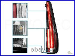 Full LED Tail Lights Lamps Escalade Style For 07-14 Chevy Suburban Tahoe Yukon