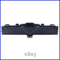 GT-86 FRS BRZ LED Rear Bumper Reverse Brake Fog Light Lamp USDM Valenti Smoke