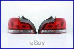 Genuine BMW Blackline Rear Tail Lights Lamp Facelift Retrofit 1 Series E88 E82