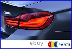 Genuine Bmw 4 F32 F33 F36 Facelift LCI Led Rear Euro Tail Lights Right O/s