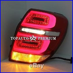 Genuine Style LED Tail Lights Rear Lamps For Chevrolet Captiva 20082015