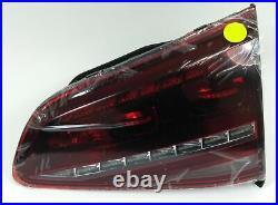 Genuine Vw Golf'r' Mk 7 + 7.5 R Design Tinted Smoked Led Rear Tail Lights Set