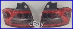 Genuine Vw Passat B8 3g Estate Highline Rear R Line Led Darkened Tail Lights Set