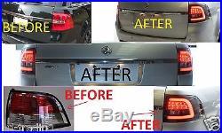 Holden Commodore HSV Wagon VE VF R8 SS SSV SV6 Storm Evoke NEW LED TAIL LIGHTS $