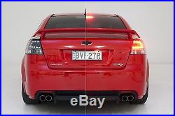 Holden Commodore VE Series 1 series 2 New LED Black TAIL LIGHTS SS SV6 Omega