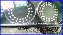 JDM LED Tail Lights Set for Toyota Supra MK4 JZA80 2JZ Early Model Made in Japan