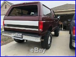 LED 1987-1996 Ford Bronco F150 F250 F350 Tail Lights