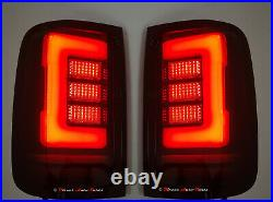 LED ALTEZZA PERFORMANCE TAIL LIGHT LAMPS TINTED for VOLKSWAGEN AMAROK 2H 2011