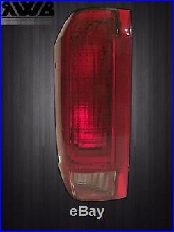 LED RETROFIT 1987-1996 Ford Bronco F150 F250 F350 LED Tail Lights