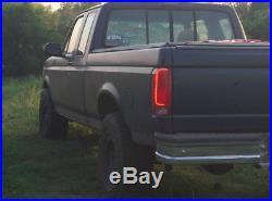 LED RETROFIT 1989-1996 Ford Bronco F150 F250 F350 LED Tail Lights