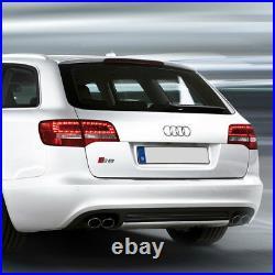 LED Rückleuchten komplett Set 4 teilig für Audi A6 4F Avant Kombi Bj. 04-11