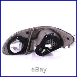 LED Style 2003 2004 2005 2006 2007 2008 Toyota Corolla Smoke Tail Lights Pair