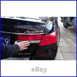 LED Tail Light Rear Brake Lamp For Honda Accord 08-12 CP2/CP3 DX LX EX SE 4DR