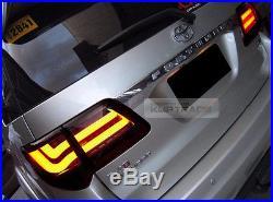 LED Tail Light Rear Lamp L+R Set B type for TOYOTA 2012 2013 2014 2015 Fortuner