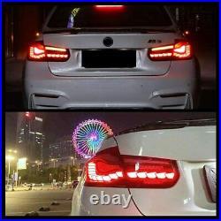 LED Tail Lights For BMW 3-Series F30 F35 F80 Sedan 2013-2018 Start-up Animation