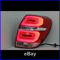 LED Tail Lights Rear Lamps Special type For Chevrolet Captiva 20082014+