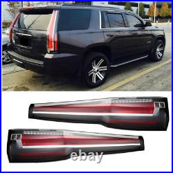 LED Tail Lights for Chevrolet Suburban/Tahoe 2015-2019 Rear Light Escalade Style