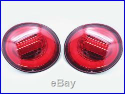 LED Tail Rear Lights WithSequential Indicators For 98-05 VW Volkswagen NEW BEETLE