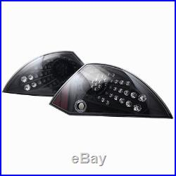LED Taillight for 2000-2005 Mitsubishi Eclipse Black/Clear