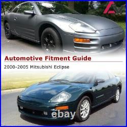 LED Taillight for 2000-2005 Mitsubishi Eclipse Black/Smoke