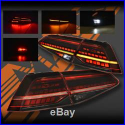 MK-7.5 R Style LED Sequential Indicator Tail lights for VolksWagen VW Golf MK-7
