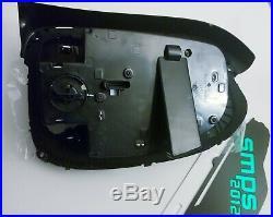 Mini BLACK LED Union Jack Rear tail Lights F55, F56 Cooper S, JCW 2014 2019