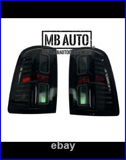 Morimoto XB Plug Play LED Smoked Tail Lights for 09-18 Dodge Ram 1500 2500 3500