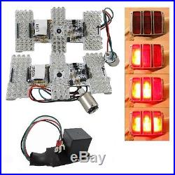 Mustang Tail Light Sequential LED 64 65 66 GT 350 Shelby No Wiring Mods Needed